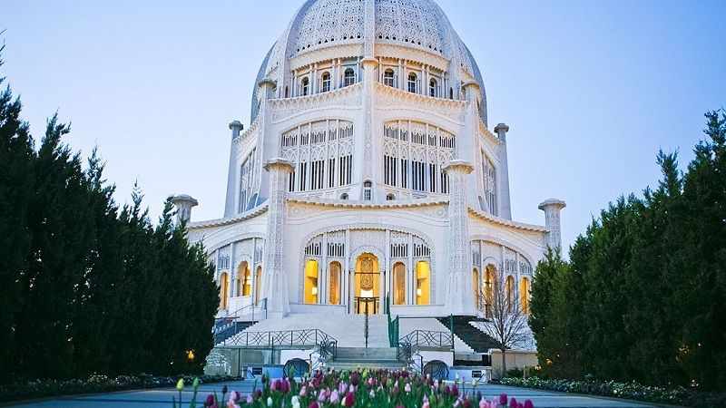 The Westin Chicago North Shore - Baha'i House of Worship